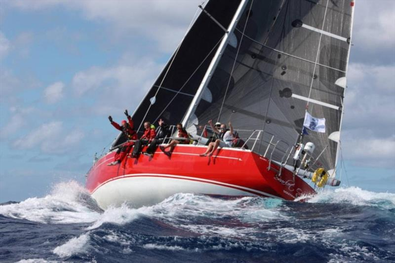Aiming to hold onto their class win for the 7th time in a row. Racing in IRC Two - Ross Applebey's Swan 48  Scarlet Oyster? - photo © Tim Wright / photoaction.com