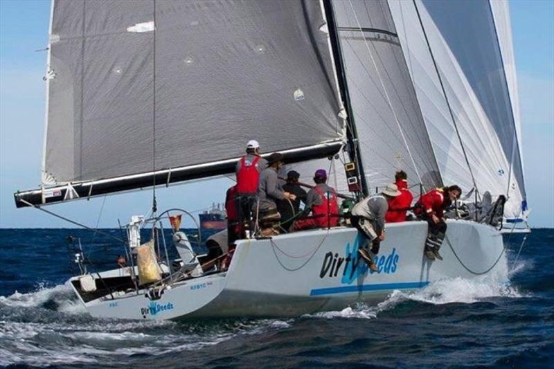 Botin and Carkeek GP42 photo copyright Race Yachts taken at  and featuring the IRC class