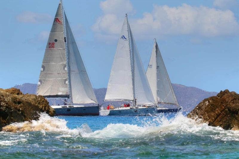 `With its 64 islands and rocks, you never run out of interesting and challenging places to sail in the BVI,` says Regatta Chairman, Bob Phillips - photo © Ingrid Abery / www.ingridabery.com