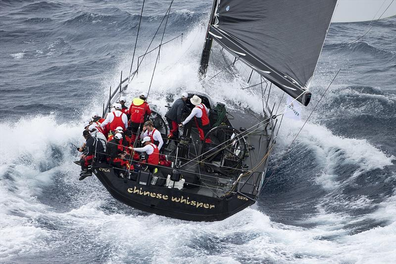 2015 Rolex Sydney to Hobart Yacht Race - David Griffith and Rupert Henry's JV62 Chinese Whisper - photo © Andrea Francolini