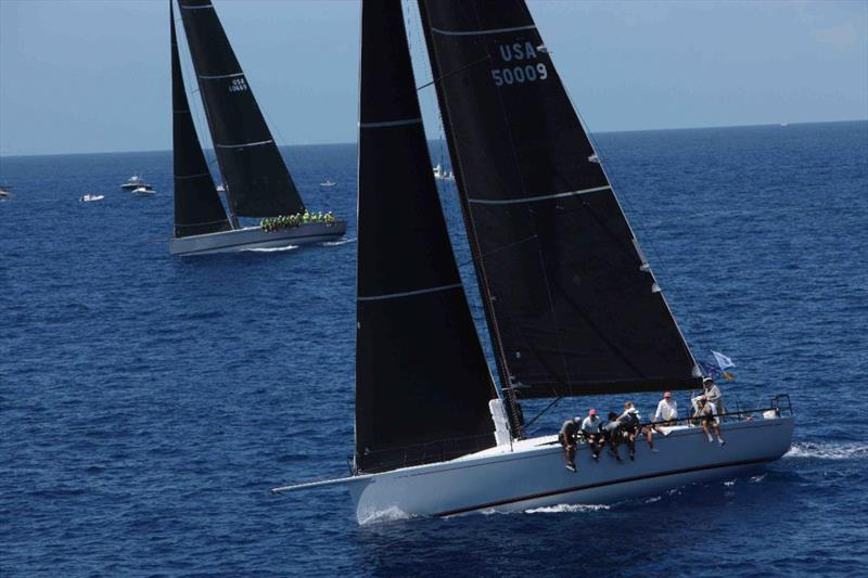 Ron O'Hanley's Cookson 50 Privateer - 2020 RORC Caribbean 600 - photo © Tim Wright / photoaction.com