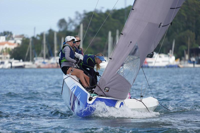 HHSC 3 2nd overall - SAILING Champions League - Asia Pacific northern qualifier - photo © Beau Outteridge