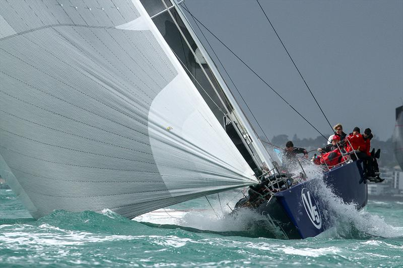 TP52 V5 - Coastal Classic 2019 - October 2019 - Waitemata Harbour, Auckland photo copyright Richard Gladwell / Sail-World.com taken at  and featuring the IRC class