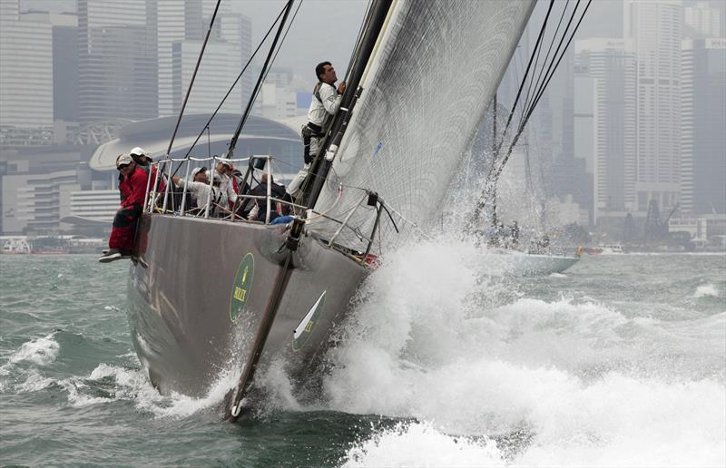 Rolex China Sea Race: retrospective 2010-2018 photo copyright Guy Nowell / RHKYC taken at  and featuring the IRC class