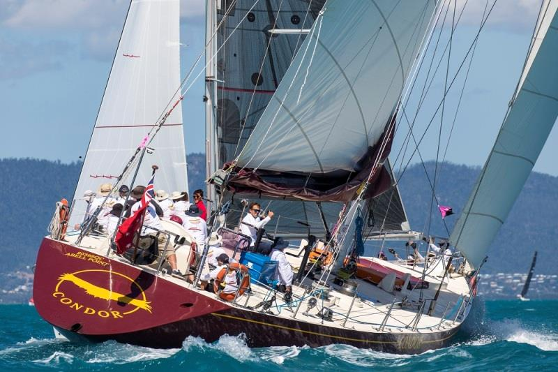 Airlie Beach Race Week Day 3 - Three from three for Team Hollywood