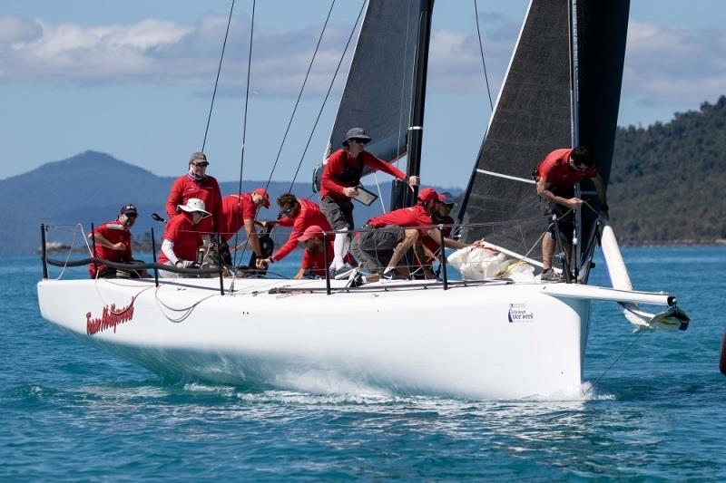 Team Hollywood on the final day - 2020 Airlie Beach Race Week - photo © Shirley Wodson / ABRW