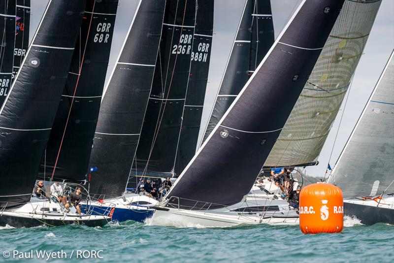 IRC Two was the most competitive with a different winner in each race - RORC IRC National Championships - photo © Paul Wyeth / pwpictures.com