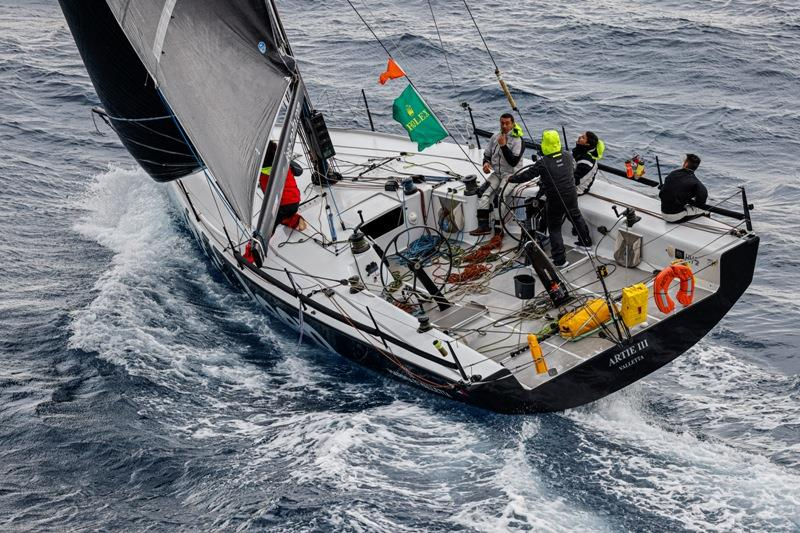 2020 Rolex Middle Sea Race day 3 - photo © Rolex / Carlo Borlenghi