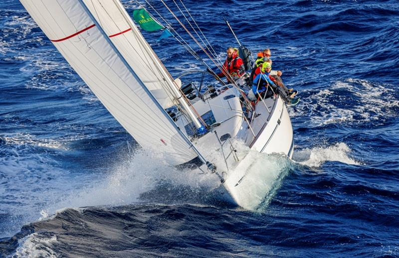 Eight Maltese yachts started the 2020 Rolex Middle Sea Race including Paul Debono's Elan 410 Bait photo copyright Carlo Borlenghi / Rolex taken at Royal Malta Yacht Club and featuring the IRC class