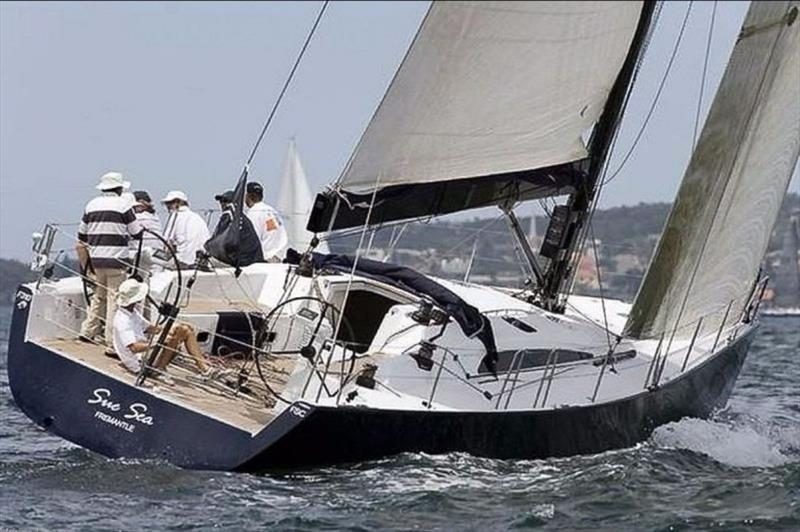 Marten 49 - photo © Race Yachts