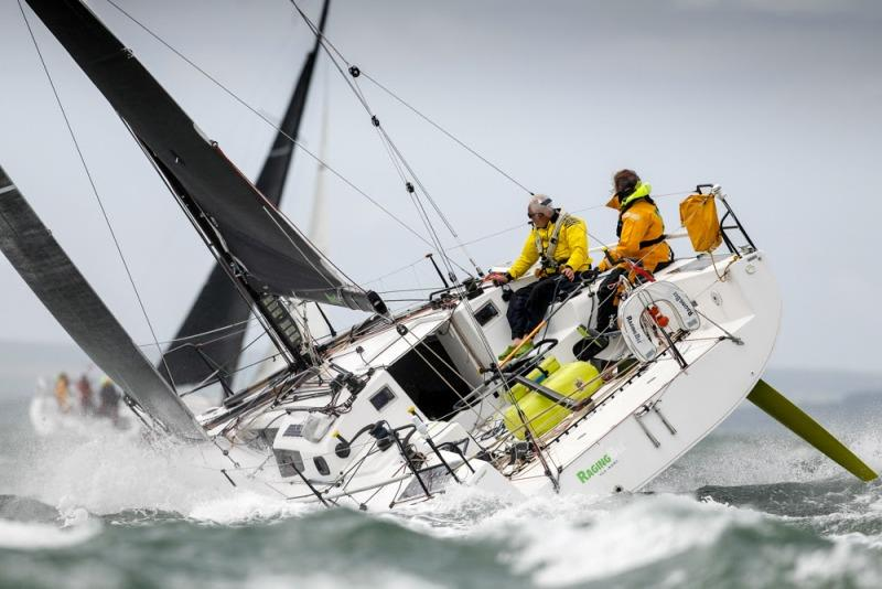 Raging Bee, FRA - photo © Paul Wyeth / RORC