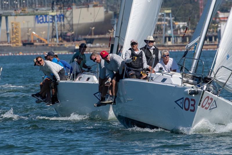 Eleven legendary skippers set for 2019 International Masters Regatta at San Diego Yacht Club