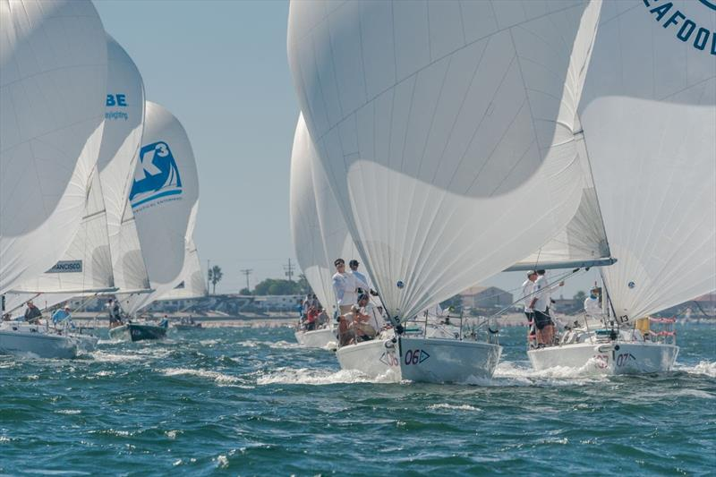 2019 Sir Thomas Lipton Challenge Cup day 2 - photo © Mark Albertazzi
