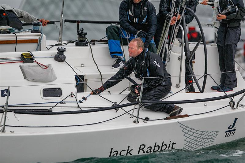 Jack Rabbit - Lendy Cowes Week 2018 - photo © Paul Wyeth / CWL
