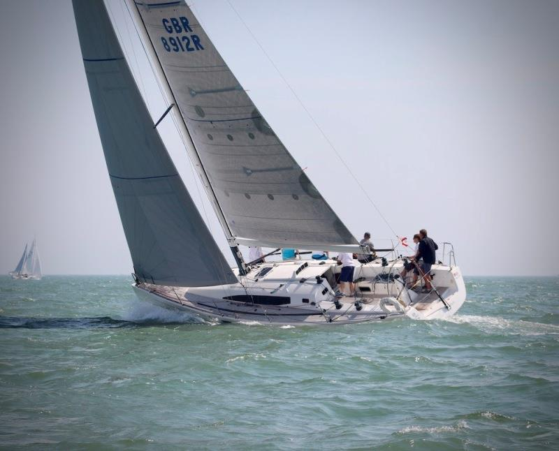 Michael Wallis' J/122 Jahmali - Royal Southern YC Charity Cup Regatta - photo © Louay Habib / RSrnYC