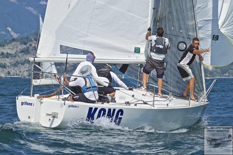 J24 For Sale >> 40th J/24 World Championship in Riva del Garda, Italy - Day 2