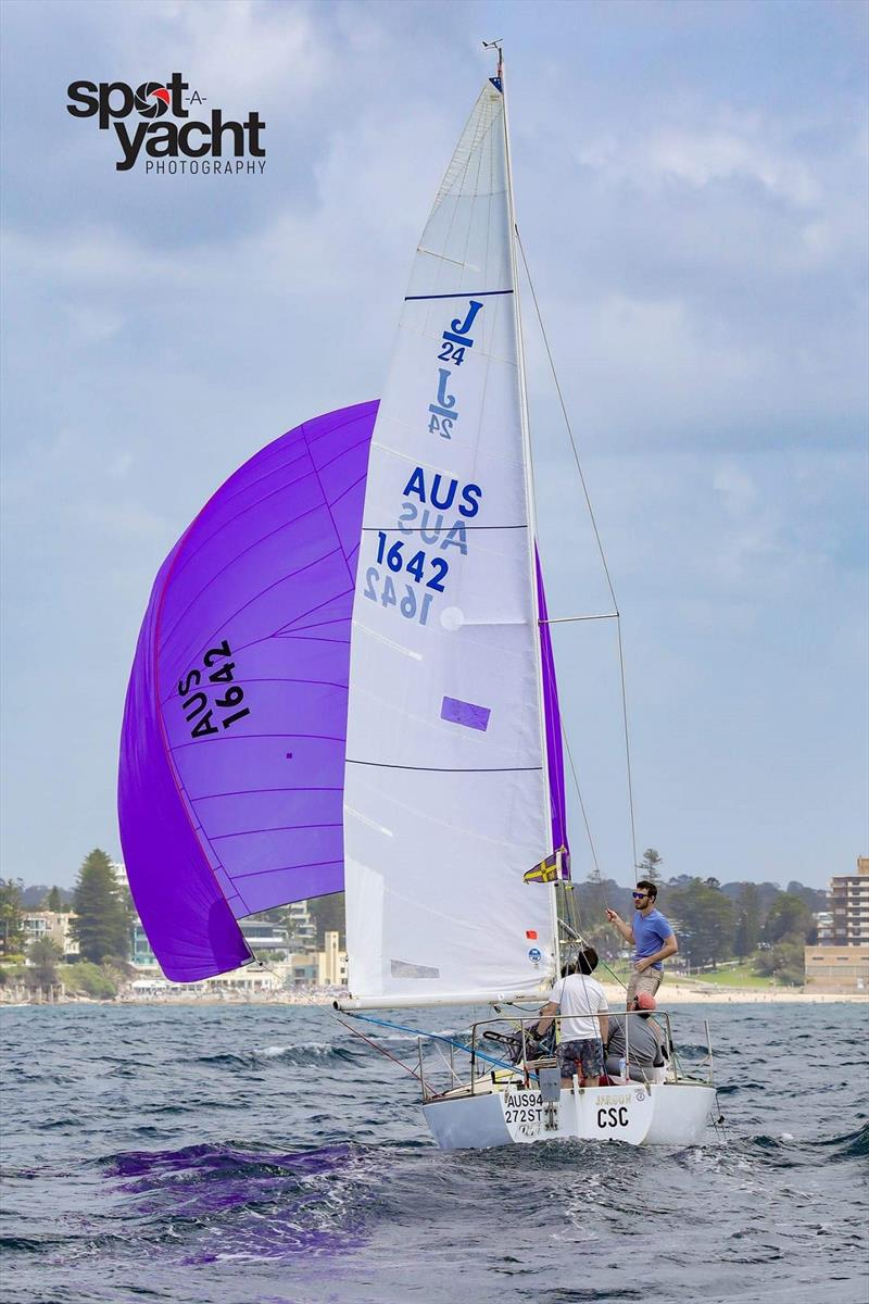2018 NSW J24 State Championships - photo © Ben Williams