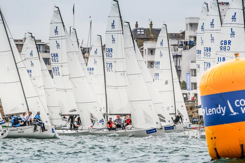 Day 1 of Lendy Cowes Week 2017 - photo © Paul Wyeth / www.pwpictures.com