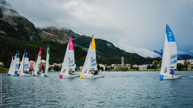 95 clubs fight for qualification in the SAILING Champions League Final