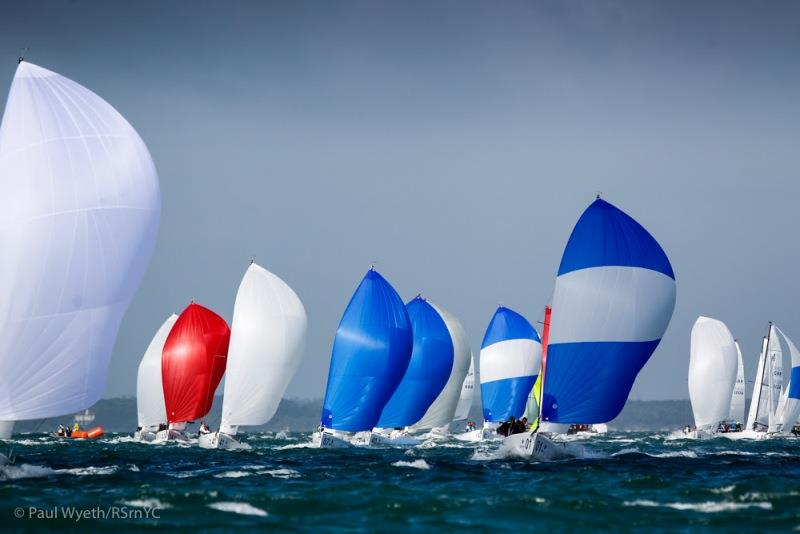 The Royal Southern Yacht Club has an exciting line up of regattas for 2018  photo copyright Paul Wyeth taken at Royal Southern Yacht Club and featuring the J70 class