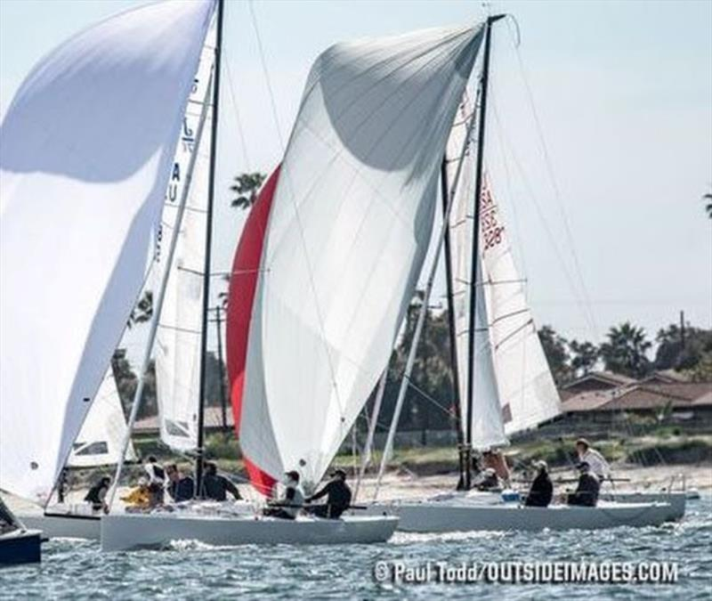 2019 Helly Hansen NOOD Regatta San Diego - photo © Paul Todd / www.outsideimages.com