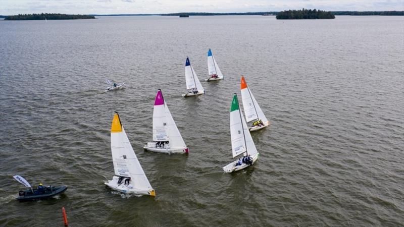 Swedish J/70 Sailing League - Overall
