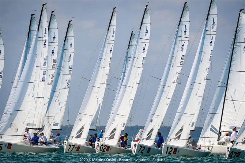 2020 Bacardi Cup Invitational Regatta - Day 4 - photo © Martina Orsini