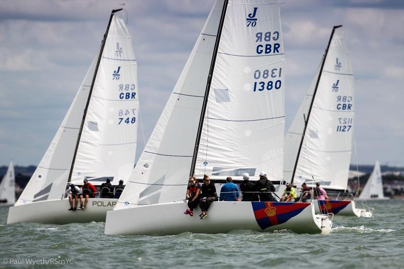 Royal Southern YC Charity Cup Regatta - photo © Paul Wyeth