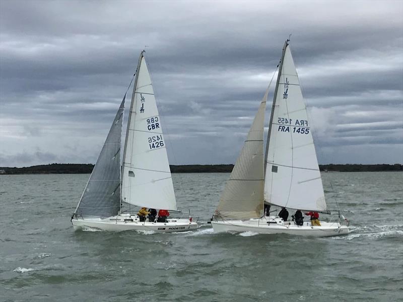 Lymington Town Sailing Club Solent Circuit - Day 2