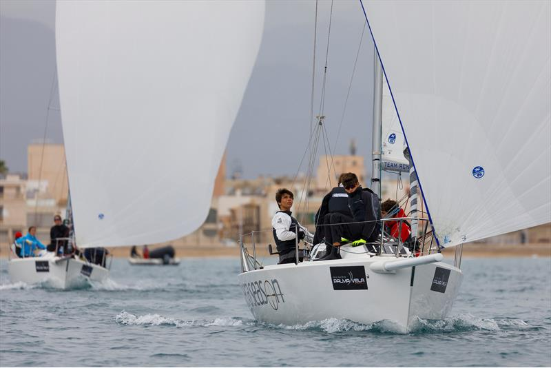 Opera Season - 1st J80 on day 2 at Sail Racing PalmaVela - photo © Sail Racing PalmaVela /