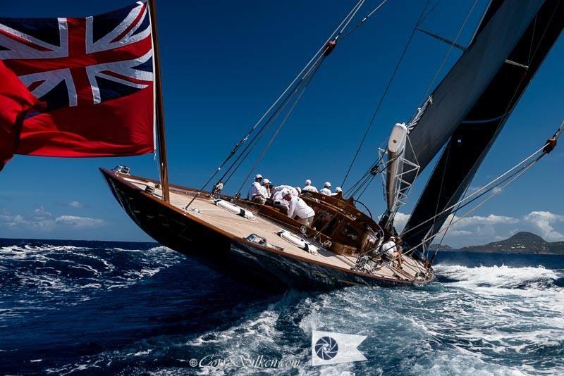 Record Fleet Of Six J Class Yachts Set For Saint Barths Bucket Regatta