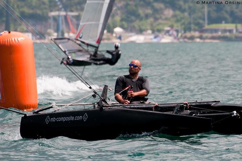 The Foiling Week (TFW) mixed fleet race - photo © Martina Orsini