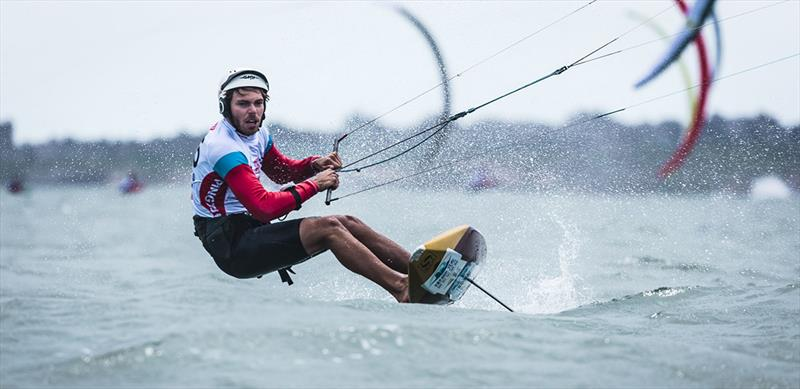 2018 KiteFoil World Series Act 2 - Day 3 - photo © Alex Schwarz