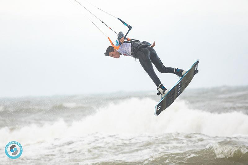 Valentin Rodriguez - one to watch from now on! - GKA Freestyle World Cup Leucate - photo © Svetlana Romantsova