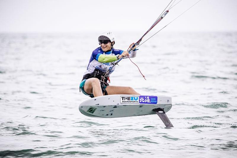 2019 Formula Kite Asian Championships in Beihai - Day 5 photo copyright IKA taken at  and featuring the Kiteboarding class