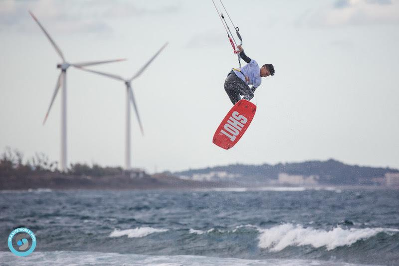 Cool, calm, collected - Carlos - GKA Freestyle World Cup Gran Canaria photo copyright Svetlana Romantsova taken at  and featuring the Kiteboarding class