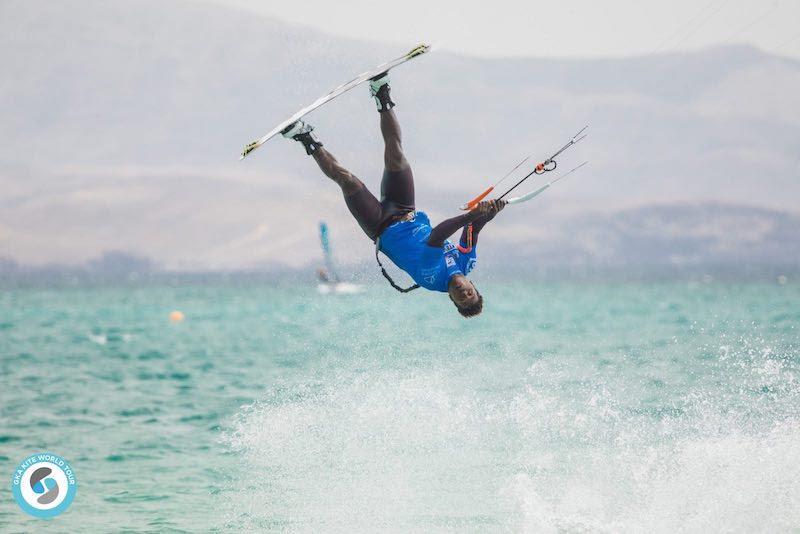 GKA Freestyle World Cup Fuerteventura - Day 1