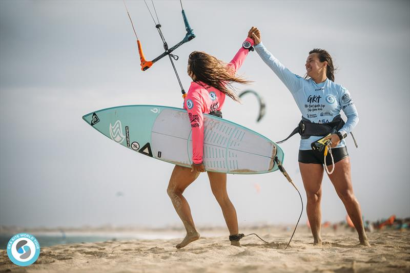 GKA Kite World Cup Cape Verde 2020 photo copyright Ydwer van der Heide taken at  and featuring the Kiteboarding class