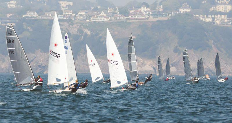 POSH: Paignton's flagship event for singlehanders - photo © Steve Cayley