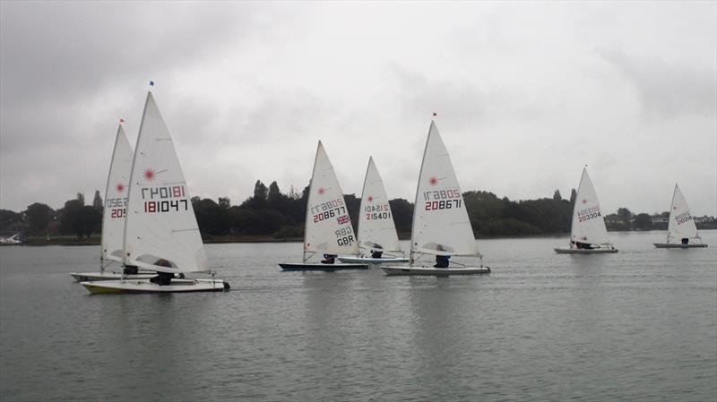 Laser South Coast Grand Prix Series Finale at Chichester Yacht Club