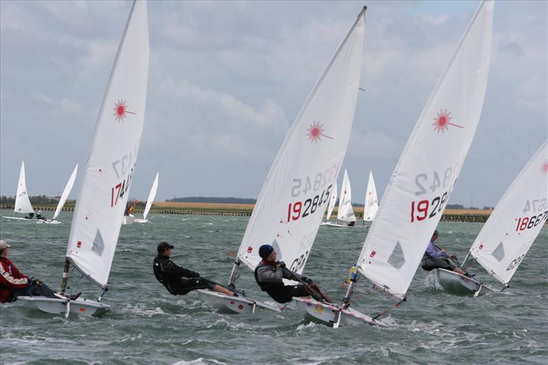 Laser Open at Bosham Sailing Club