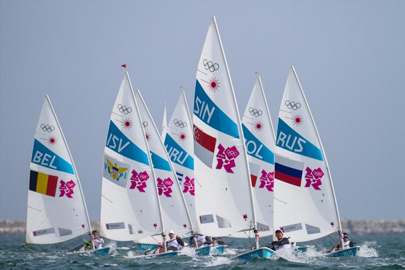 The Laser hasn't just dominated club sailing but has opened up the Olympic Regatta to many nations that were not previously seen as being competitive on the world stage - photo © Tom Gruitt / www.tom-gruitt.co.uk