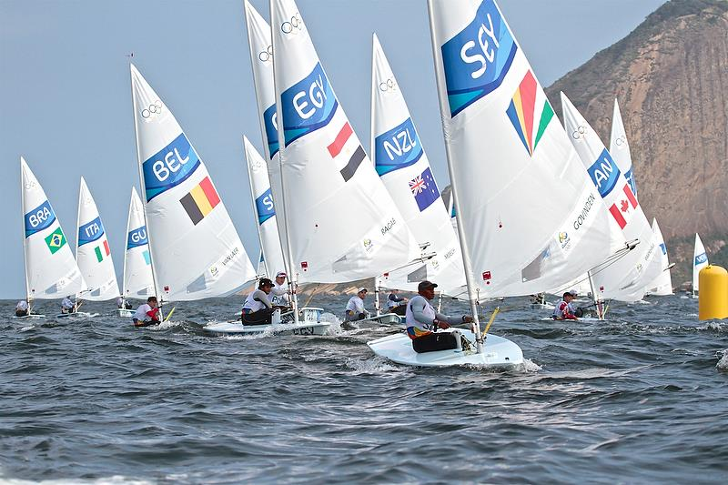 Laser International Saving The Sport Of Sailing In The