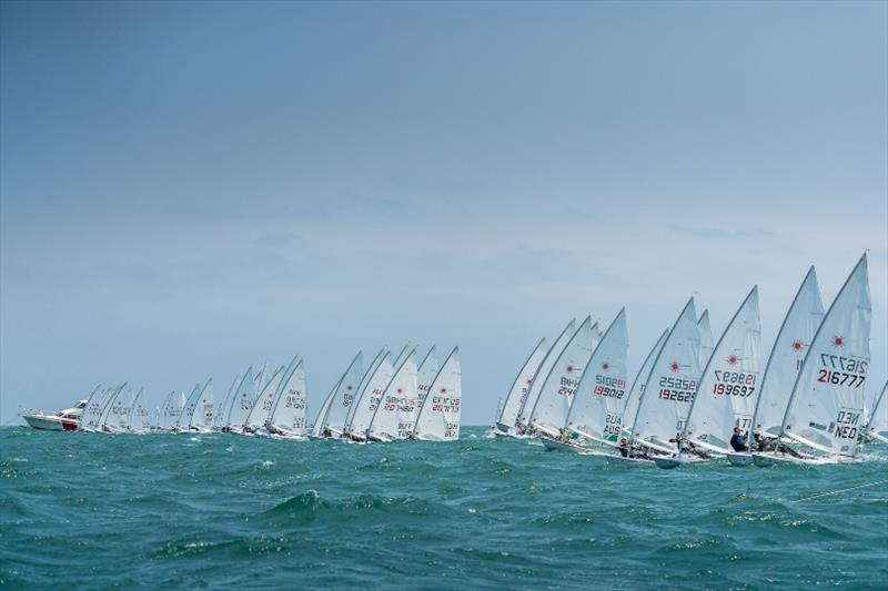 2020 Sail Melbourne International at Royal Brighton Yacht Club - Day 1