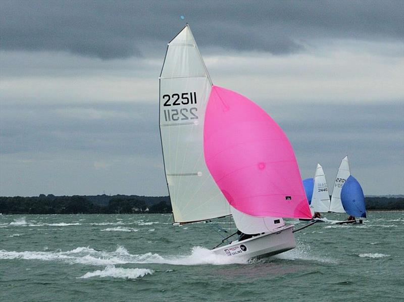 Armed Forces Gold Cup and 2000 Millennium Series at Thorney Island - photo © Clive Grant