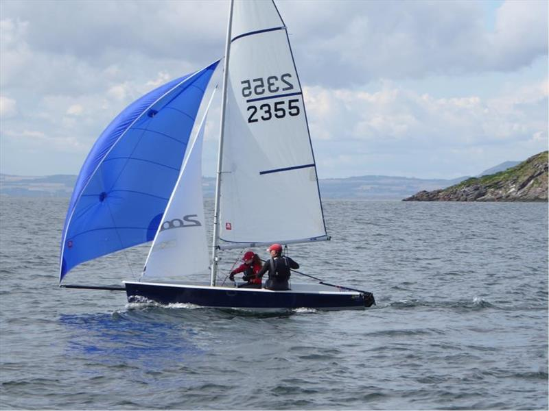 2000 Nationals at East Lothian day 3 - photo © Eric Robertson