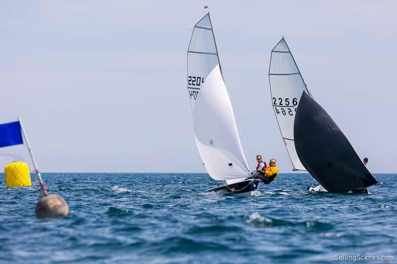 2000 fleet at the Rooster RS Summer Championship - photo © David Harding / www.sailingscenes.com