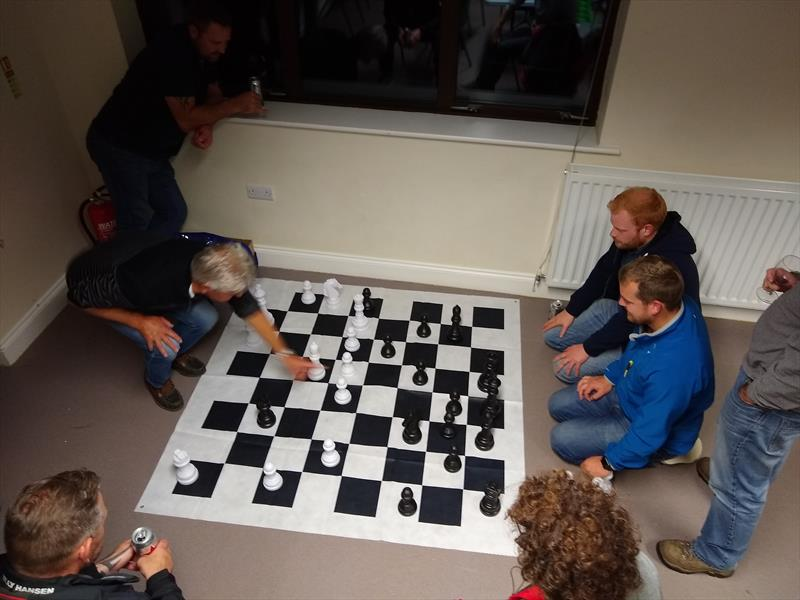 Chess during the 4000 Nationals at Rutland - photo © Richard de Fleury