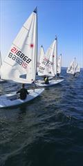 RYA Northern Ireland Youth Championships at Ballyholme © Emma Blee