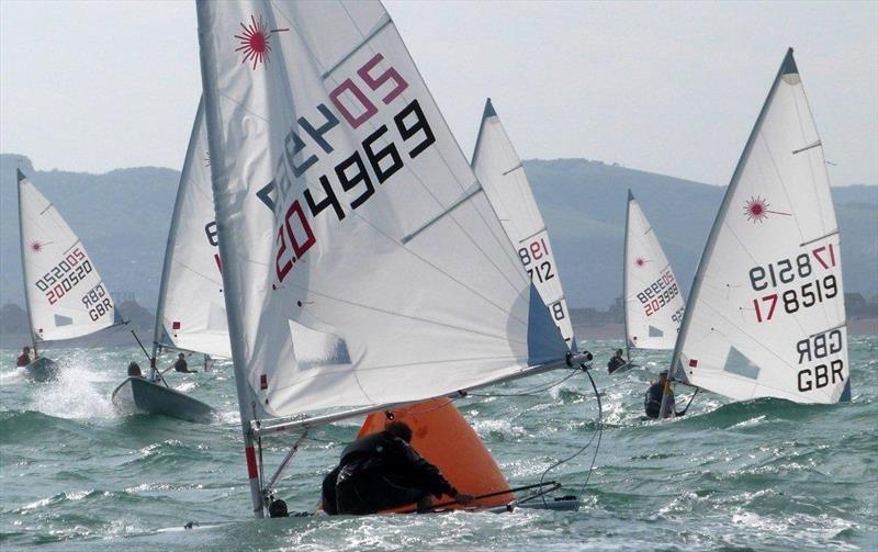 Rooster Laser Masters' Nationals at Pevensey Bay - photo © Adrian Peckham